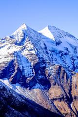 Wall Mural - grossglockner mountain
