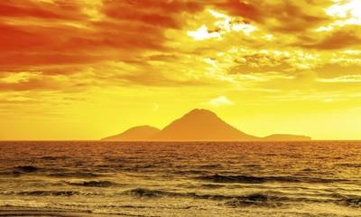 Serene New Zealand Seascape