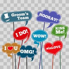 Funny weddings phrases