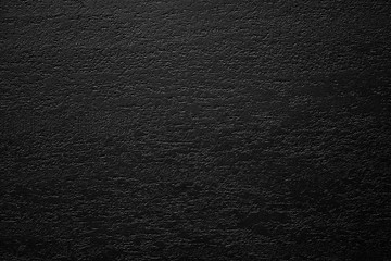 Dark grunge black abstract texture vignette background