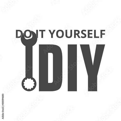 Do it yourself icon diy icon stock image and royalty free vector do it yourself icon diy icon solutioingenieria Gallery