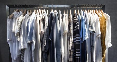 Fashion clothing shop
