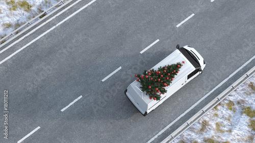 weihnachtsbaum liefern lassen von lieferservice. Black Bedroom Furniture Sets. Home Design Ideas