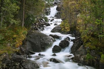 Silky Stream from Langfoss