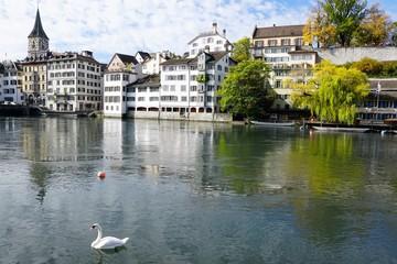 Lindenhof ist ein Quartier der Stadt Zürich, Das Quartier bildet heute zusammen mit den Quartieren City, Rathaus und Hochschulen den Kreis 1