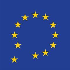 European Union flag, EU flag