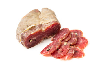 Soppressata campana, Salame Italiano