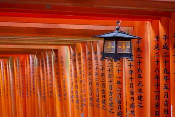 Fushimi Inari in Kyoto, Japan