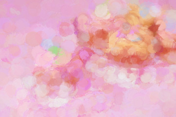 Abstract Background with a Textured Effect