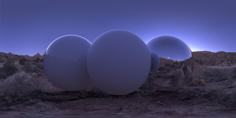 Moonshine Desert