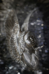 the silver angel