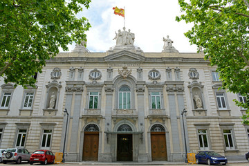 Supreme Court of Spain (Spanish: Tribunal Supremo) is the highest court in Spain, Madrid, Spain.
