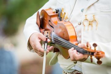 Violin performance