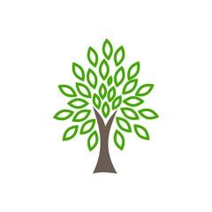 Simple tree icon, Tree Icon vector illustration