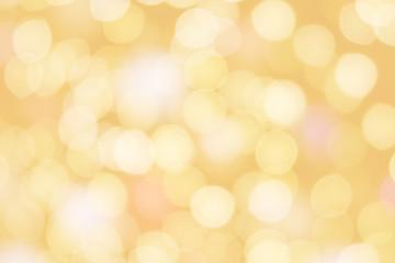 シャンパンゴールドの輝き