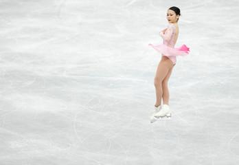 Figure Skating - ISU Grand Prix of Figure Skating NHK Trophy - Ladies Short Program