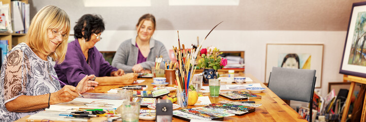 Painting Workshop