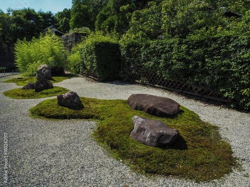 "garten zen, zen garten meditation"" stock photo and royalty-free images on, Design ideen"