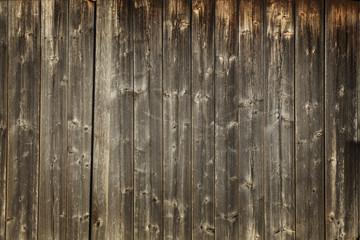 Old wooden planks vintage look background