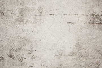 Old rough white wall background