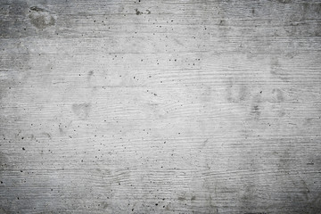 Gray concrete texture with wood grain for background