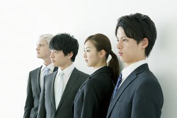 複数のビジネスマン