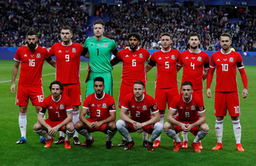 International Friendly - France vs Wales