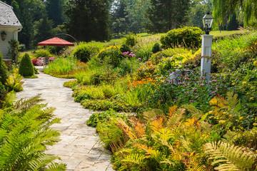 Path in Garden 3