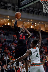 NCAA Basketball: Gardner-Webb at Miami