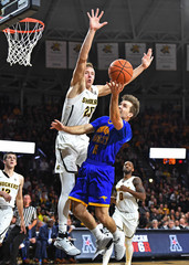 NCAA Basketball: UMKC at Wichita State