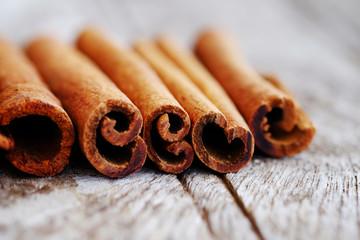 Healthy of Cinnamon.