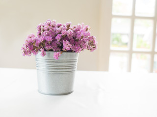 beautiful dried flowers, decorative hand craft