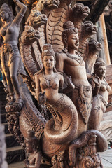 Индуистский эпос. Наги
