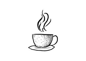 Coffee Cup Vaporizing
