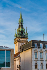 Tower Of Old Town Hall - Brno, Czech Republic