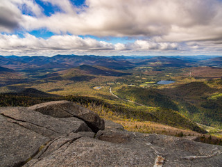 Adirondacks High Peaks Mountain Summit