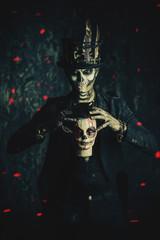 voodoo baron Samedi
