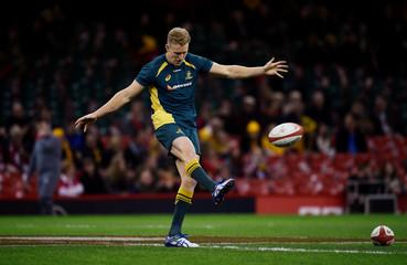 Rugby Union - Autumn Internationals - Wales vs Australia