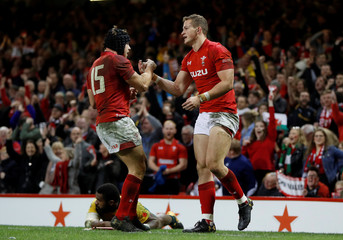 Rugby Union - Autumn Internationals - Wales vs Australia