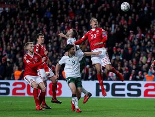 2018 World Cup qualifications - Europe - Denmark vs Republic of Ireland