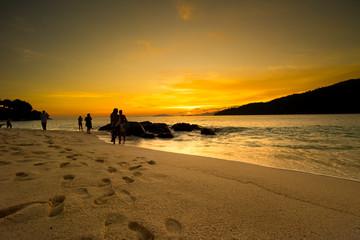 Sunset - Koh Lipe Island - Thailand