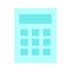 Isolated calculator design