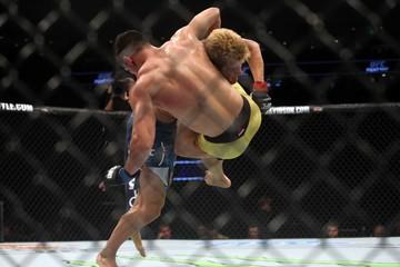 MMA: UFC Fight Night-Norfolk-Northcutt vs Quinones