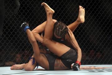 MMA: UFC Fight Night-Norfolk-Suarez vs Pereira