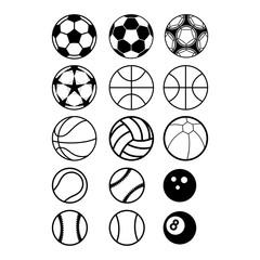 Vector Ball Pack