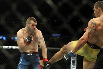 MMA: UFC Fight Night-Norfolk-Marquardt vs Ferreira