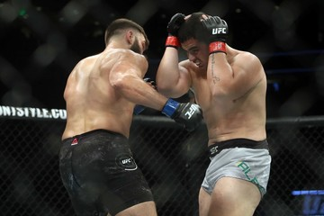 MMA: UFC Fight Night-Norfolk-Albini vs Arlovski