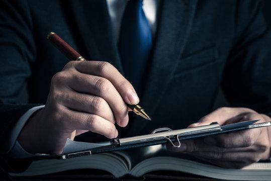 取引 契約 ビジネスイメージ