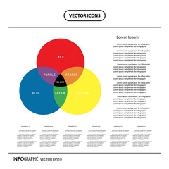 business pie chart for documents and reports