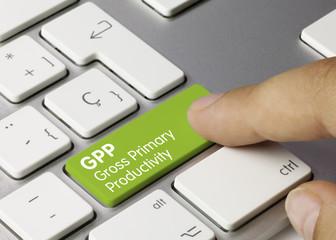 GPP Gross Primary Productivity